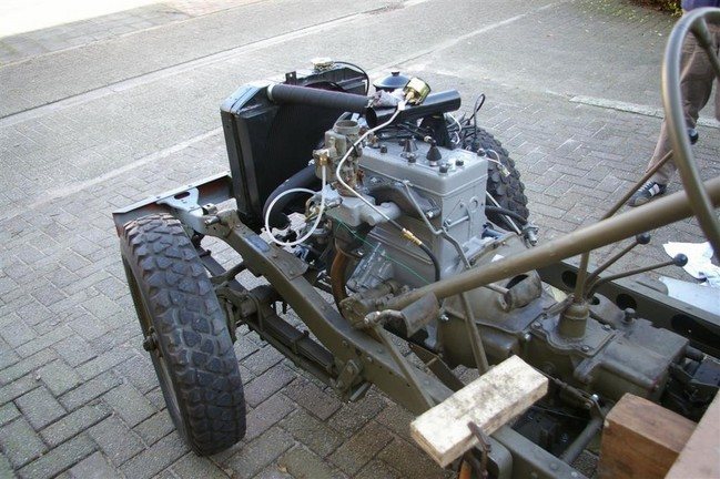 M38 jeep engine submited images
