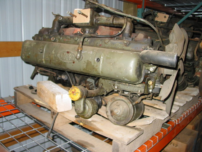 Engine Colour The Gmc Cckw