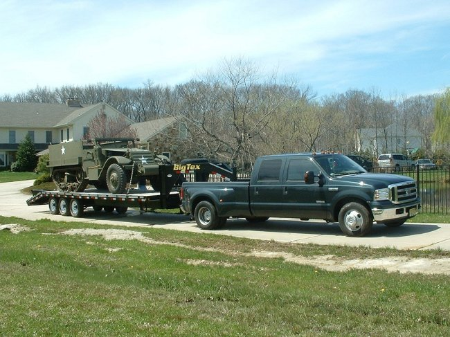 Wreckless' M9A1 comes home