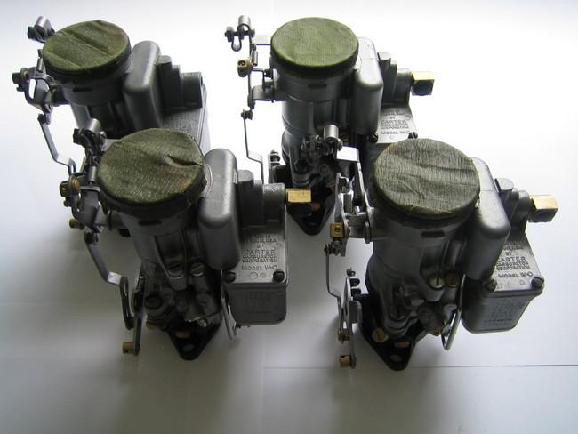Carter 539-S Carburetor