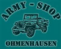 Army Shop Ohmenhausen