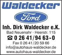 Waldecker