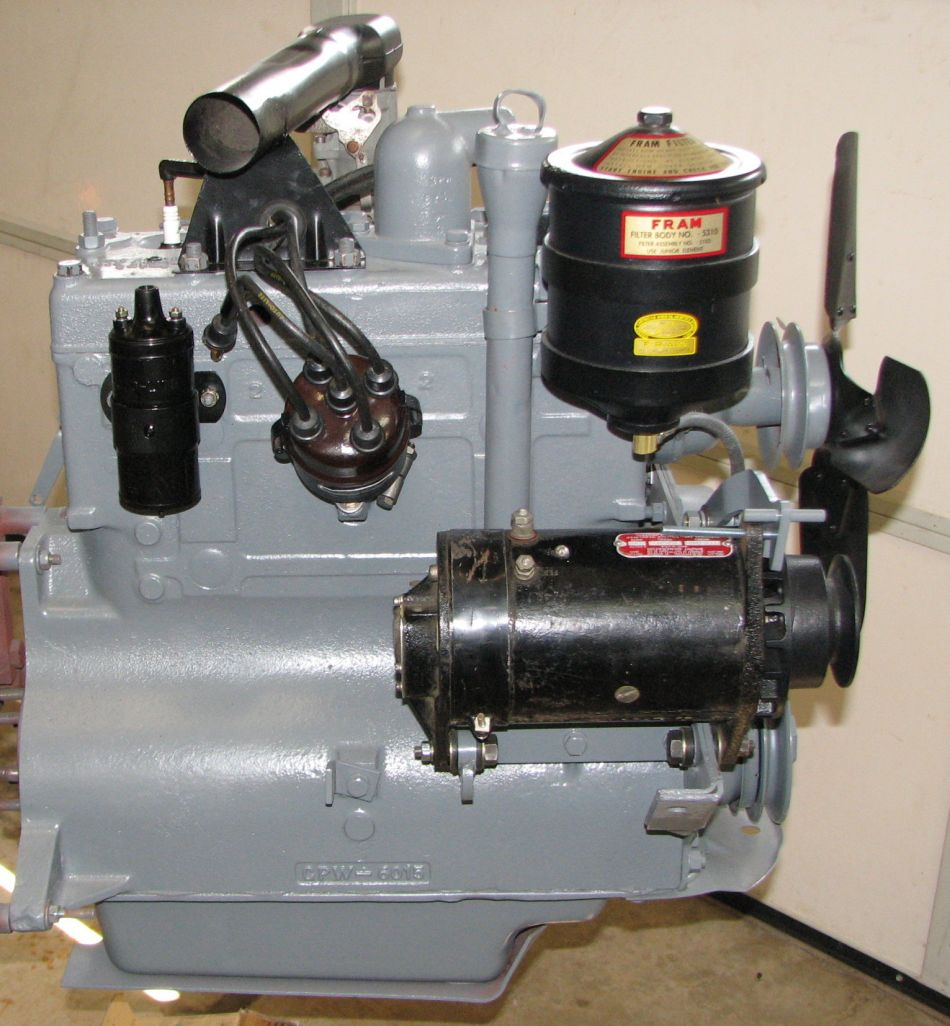 GPW 72299 Engine For Sale