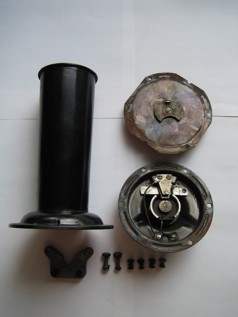 Sparton Horn before restauration