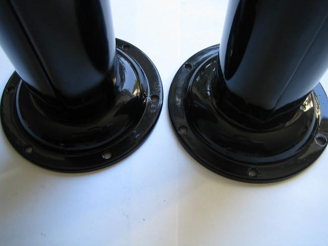 Sparton Horn original vs. repro