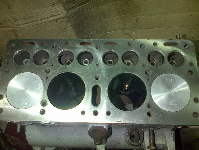 Vladimir GPW Engine