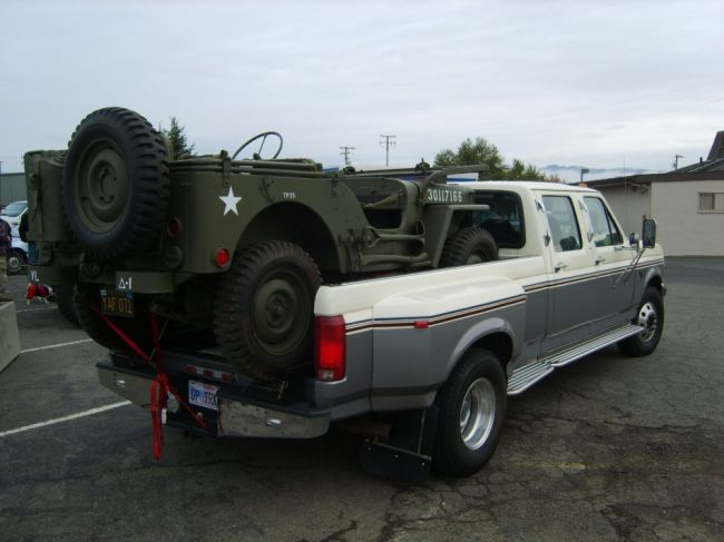 94' Ford F350