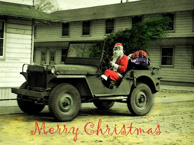 Christmas Jeep.Merry Christmas Jeep The G503 Album
