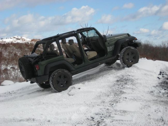 Doorless 4 Door Pics Page 12 Jk Forum Com The Top