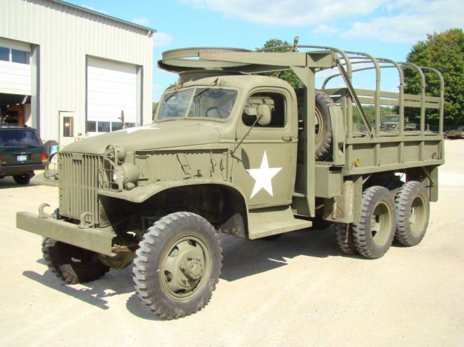 1941 Cckw For Sale The Gmc Cckw