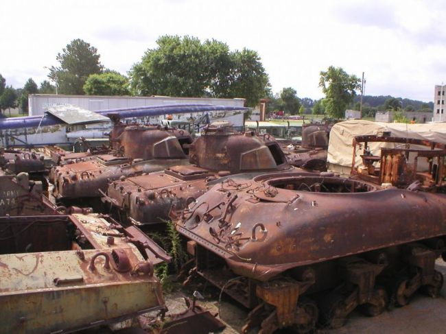 M 56 Scorpion For Sale In California: M4a1 Flamethrower Sherman Parts Needed