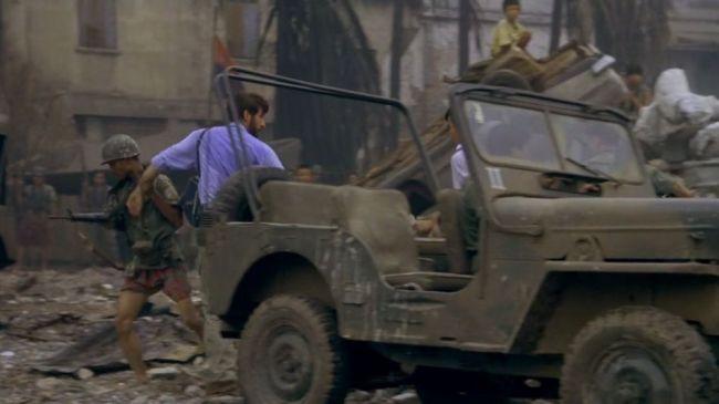 Killing Field Mitsubishi Jeep