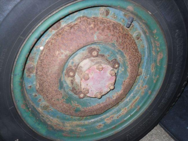 Right Wheel