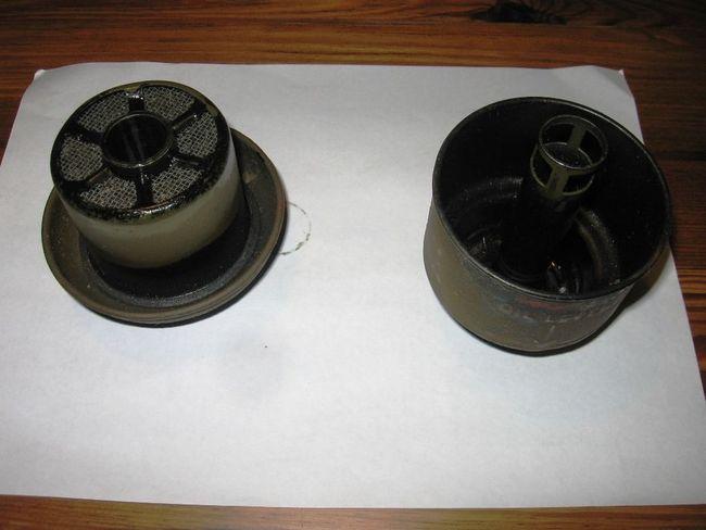 Oil Bath Air Filter