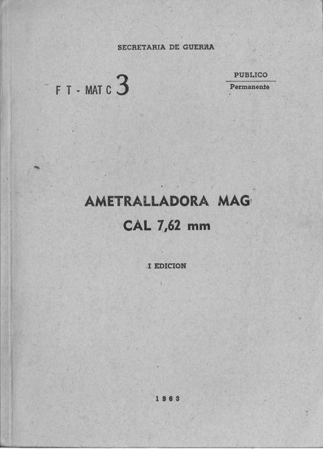 Ametralladora MAG 58