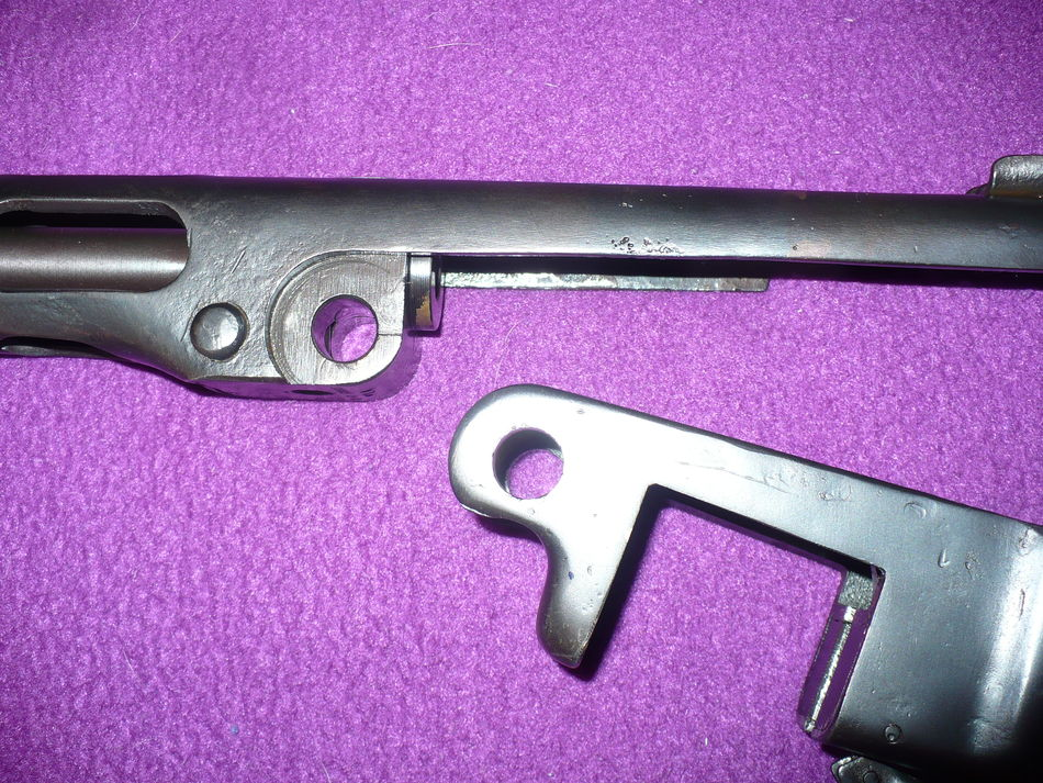 PPSH-41 Disassembly, Photo Spread