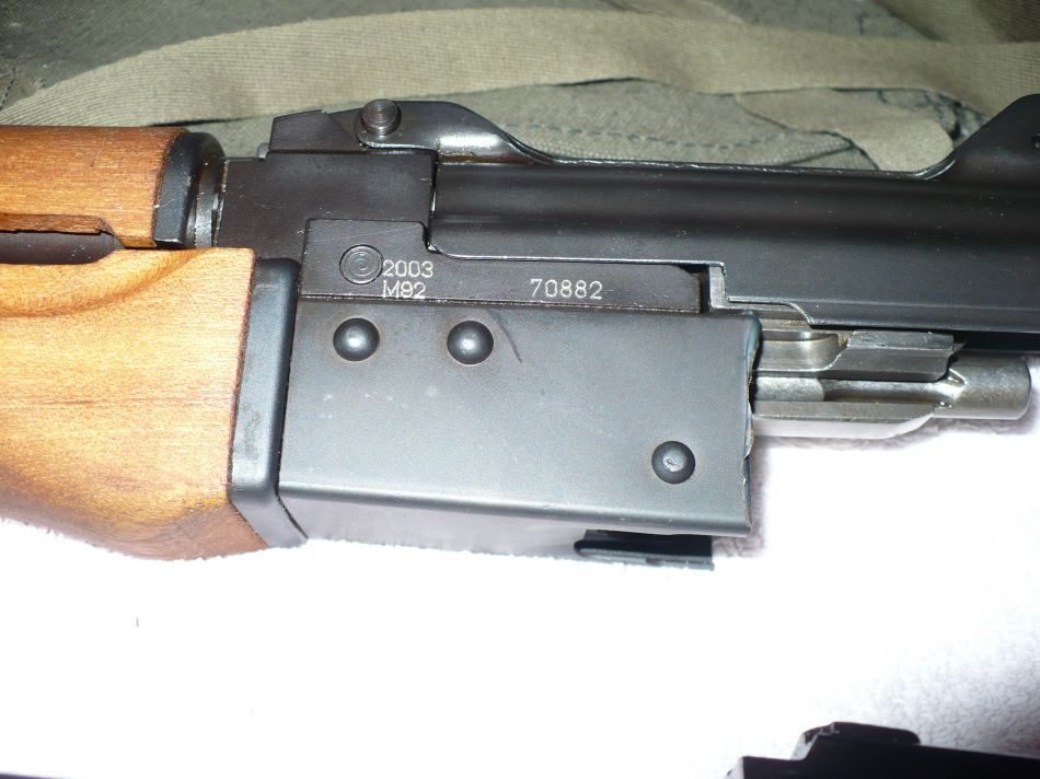 SPF: M92 Yugo Krinkov Parts Kit, complete with dropcase and