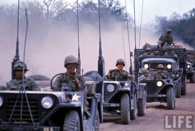 Vietnam Convoy