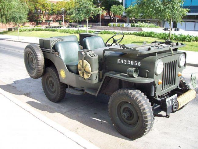 A A C V M Ver Tema Vendo Jeep Kaiser Hurricane M606