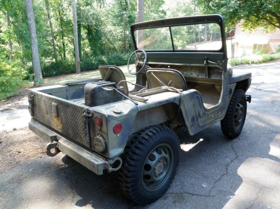 for sale 1962 m422a1 mighty mite sold g503 military vehicle message forums. Black Bedroom Furniture Sets. Home Design Ideas
