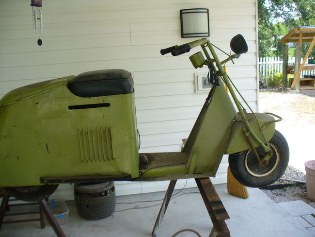 46 cushman civvy - G503 Military Vehicle Message Forums