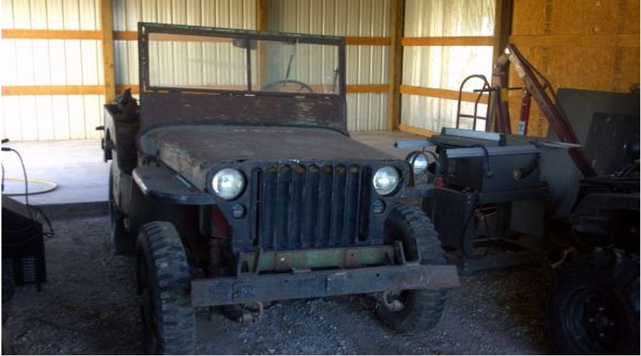 1946 Willys Jeep For Sale Craigslist - Top Jeep