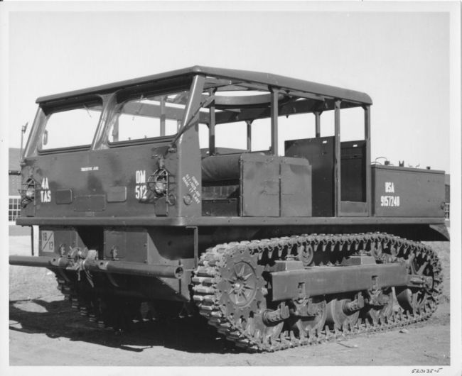 M5 High Speed Tractor