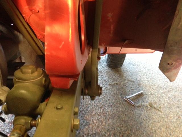 GPW Tub Gusset Repair