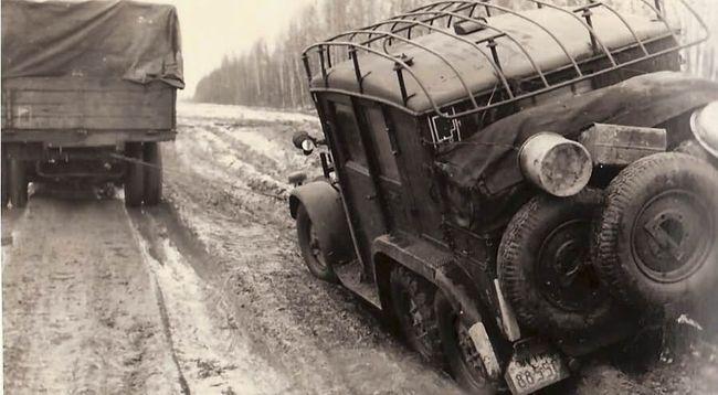 Krupp Protze Funk kraftwagen Kfz 19