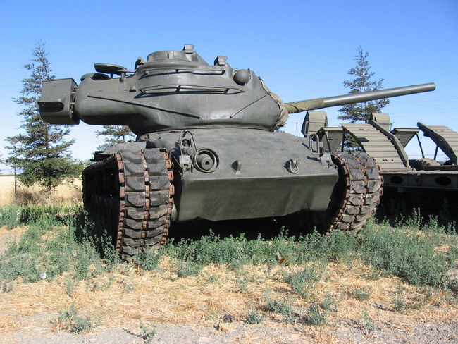 Military Tanks For Sale >> M47 Tank For Sale In California Sold G503 Military Vehicle Message
