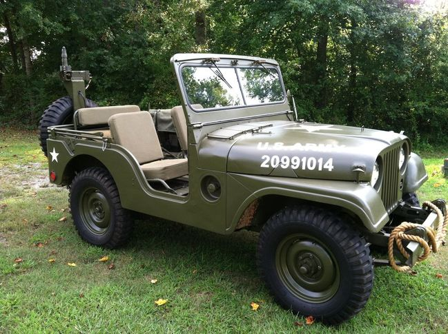 M38A1 Ready
