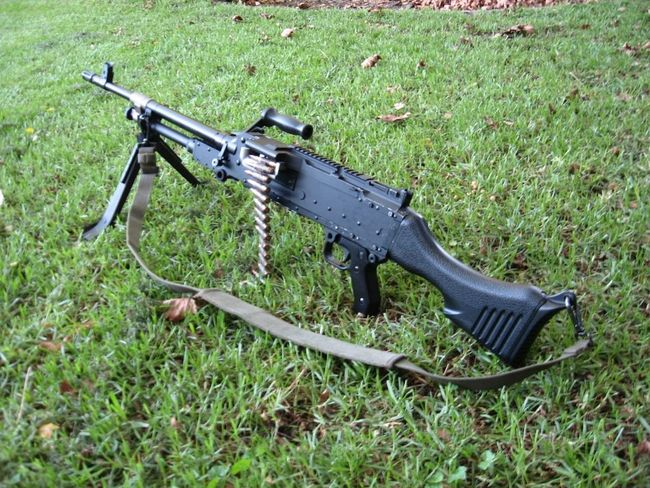 M240/FN mag 58 Airsoft