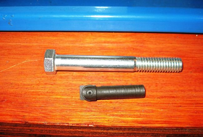 FN fal bipod parts