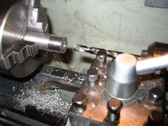Airsoft MP5 end barrel