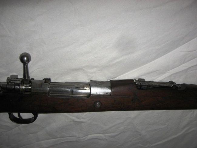 Mauser 1909