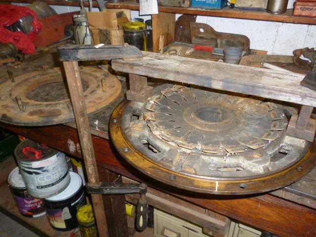 Repair_and_fit_pressure_plate_4