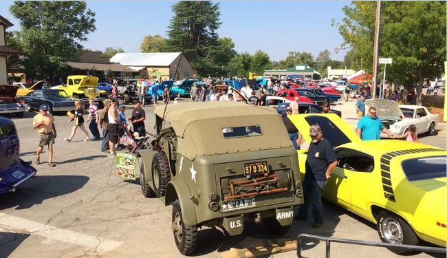 Cottonwood Car Show 2017