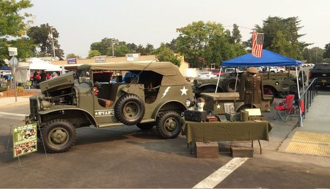 Hot Rods and Hogs 2018