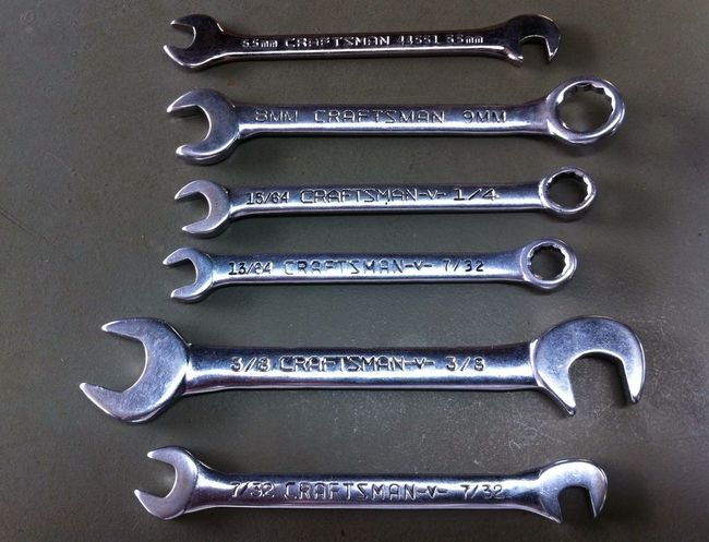 Craftsman mini wrench sell off