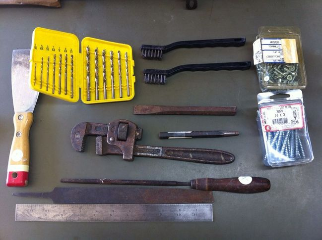 Estate sale stuff 3/25/15