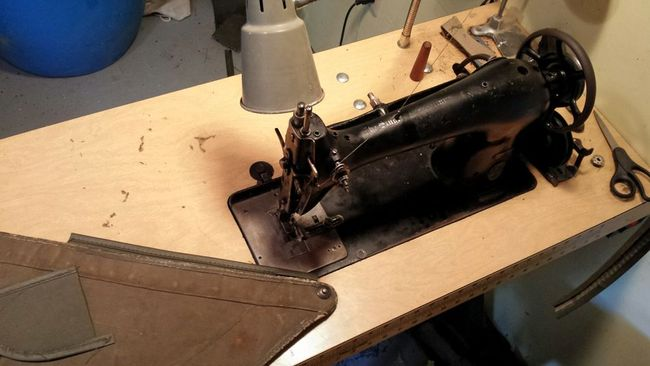 Sewing Machine For Willys Binding Tape G40 Military Vehicle Interesting Sewing Machine Help Forum