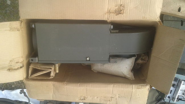Heater box assembly 24V NOS