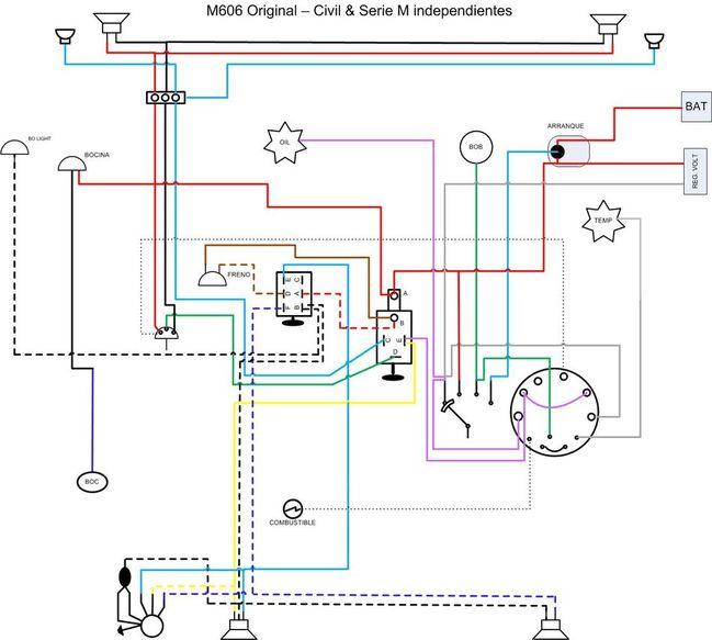 A a c v m ver tema instalacion electrica del m606 for Luces para piscinas sin instalacion
