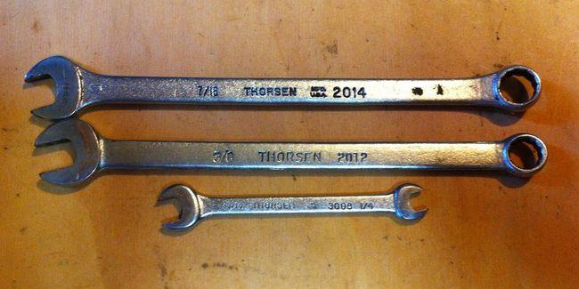 Thorsen wrenches