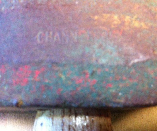 Channellock marking