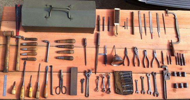Tool-Set, Electrical and Carburetor Mechanics