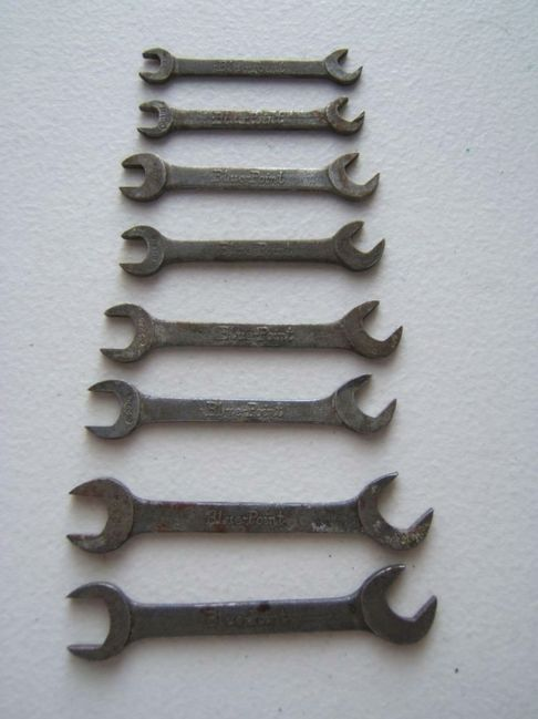 Blue Point ignition wrenches