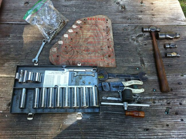Tools from Steve W.