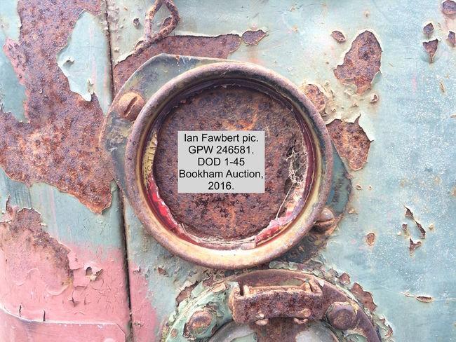 GPW 246581. DOD 1-45.