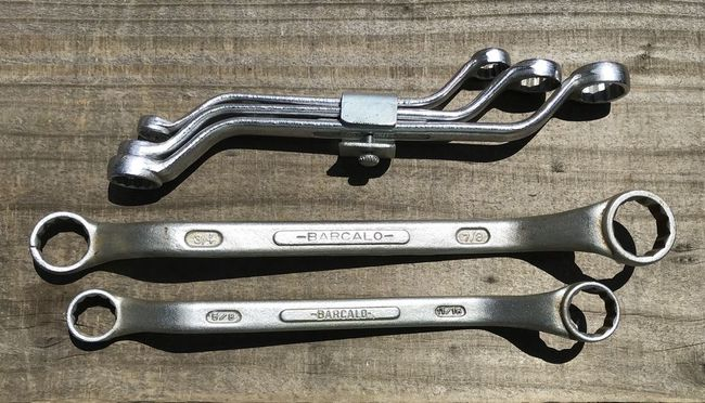 Barcalo DBE wrenches